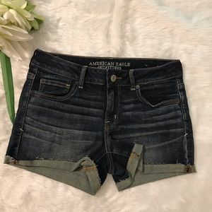 American Eagle outfitters Mid-Rise Shorts Size 10